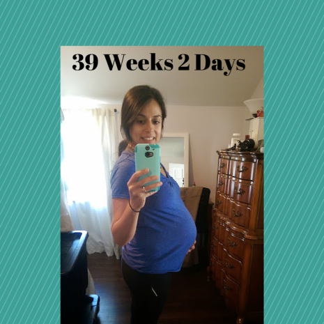 39 Weeks 2 Days